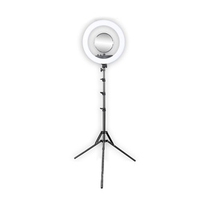 Salon Furniture Teaser for Goddess LED Selfie Ring