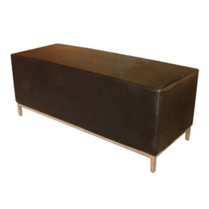 Salon Furniture Teaser Ottoman Large