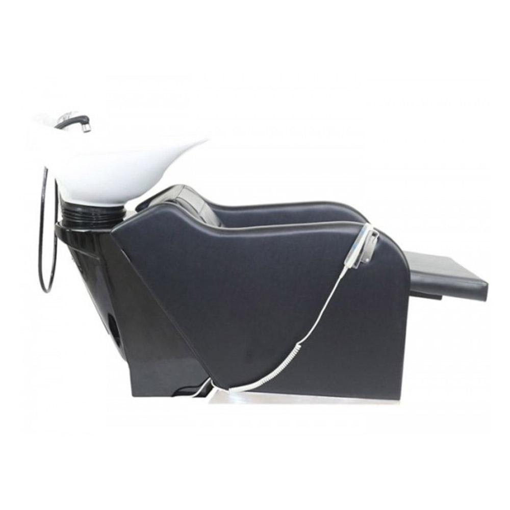 Passion Shiatsu Shampoo Unit open footrest