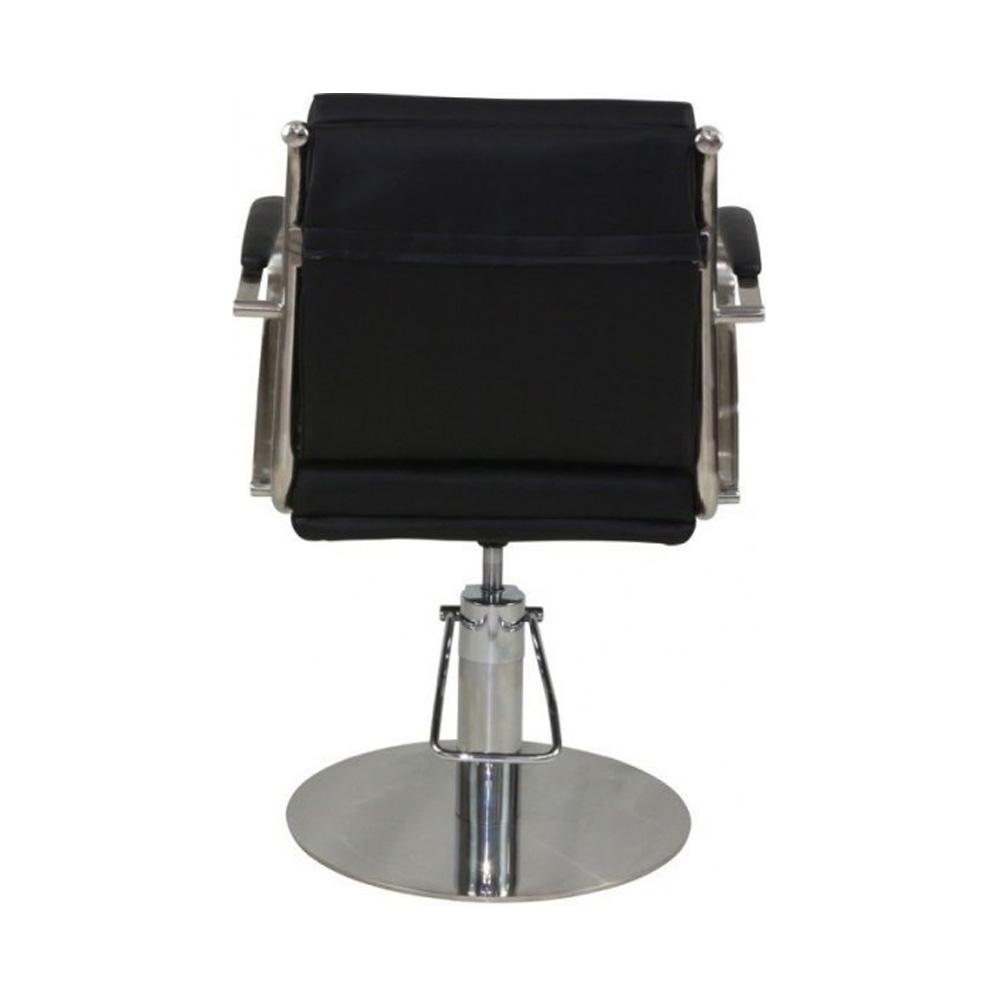 Bardot Styling Chair Black Upholstery Back