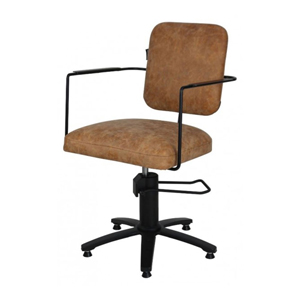 Estelle Styling Chair Earth Upholstery