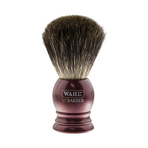 Salon Supplies Teaser for Traditional Barbers Badger Brush