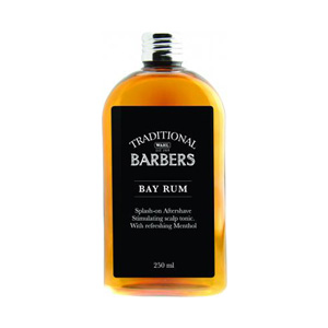 Salon Supplies Teaser for Traditional Barbers Bay Rum 250ml