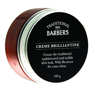 Salon Supplies Teaser for Traditional Barbers Creme Brillantine 100ml