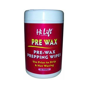 Hair Colour Teaser for Pre Wax Wipes