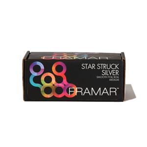 Small Roll Smooth Star Struck Silver (320ft) Teaser