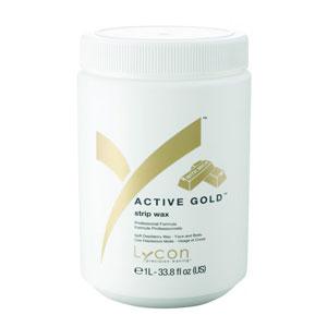 Salon Supplies Teaser for Active Gold Strip Wax 800ml