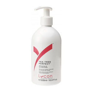 Salon Supplies Teaser for Lycon Tea-Tree Perfect 500ml