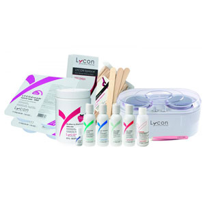 Salon Supplies Teaser for LYCOpro Complete Pecision Waxing Kit