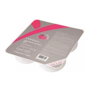 Salon Supplies Teaser for LyCOtec Superberry Hot Wax POP-N-GO Trays 500g