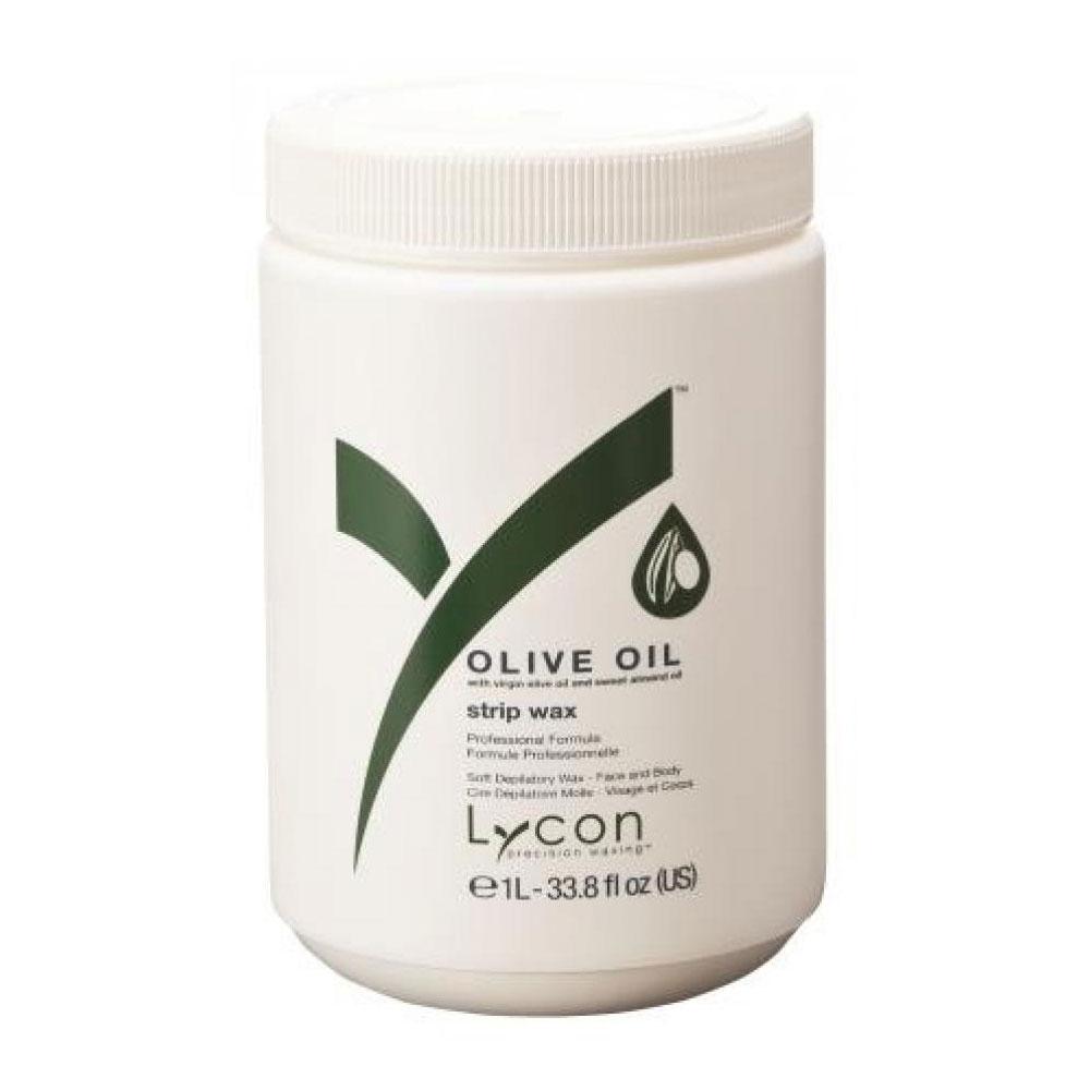 Salon Supplies Main View for Olive Oil Strip Wax 800ml