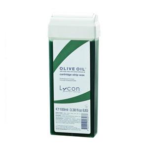 Salon Supplies Teaser for Olive Oil Strip Wax Cartridge 100ml