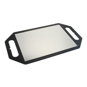 Salon Supplies Teaser for Rectangle Mirror - Black