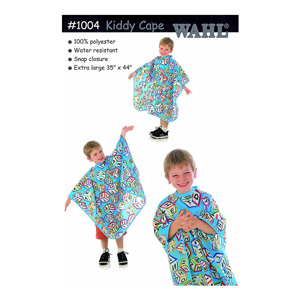 Salon Supplies Teaser for 1004 Kiddy Cape