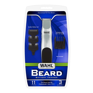 Salon Supplies Teaser for Wahl Beard Trimmer
