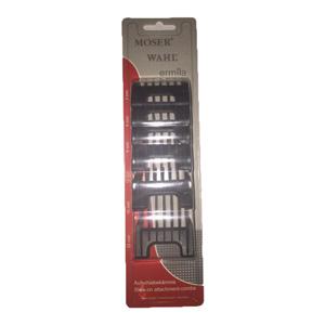 Salon Supplies Teaser for Wahl Bella/Super Clipper Attachment Set of 5