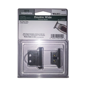 Salon Supplies Teaser for Wahl Detailer Double Wide Trimmer Blade