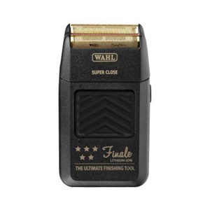 Salon Supplies Teaser for Wahl Finale Shaver