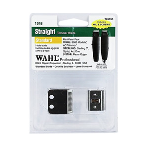 Salon Supplies Teaser for Wahl Straight Trimmer Blade