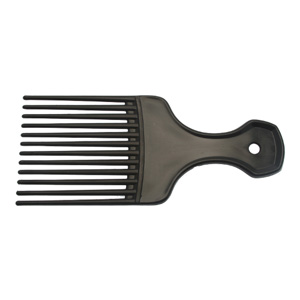 Salon Supplies Teaser for Afro Comb