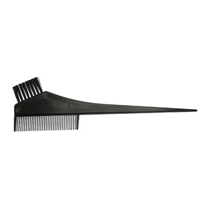 Salon Supplies Teaser for Tint Brush With Comb