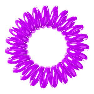 Salon Supplies Teaser for Spiradelic Hair Rings - Purple