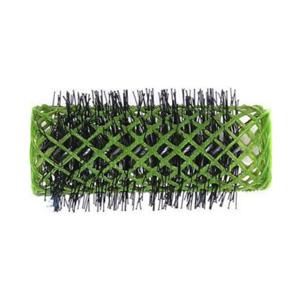 Salon Supplies Teaser for Swiss Brush Roller Dark Green 25mm 6pk