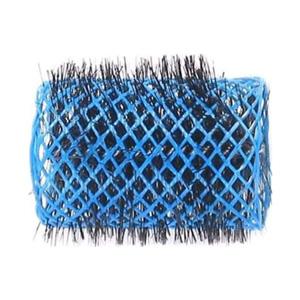 Salon Supplies Teaser for Swiss Brush Roller Light Blue 42mm 4pk