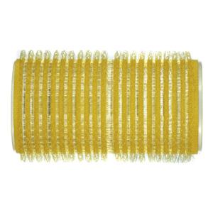 Salon Supplies Teaser for Velcro Roller Yellow 32mm