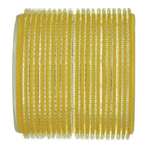 Salon Supplies Teaser for Velcro Roller Yellow 66mm