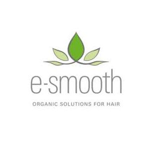 E-Smooth Organic Solutions for Hair Logo
