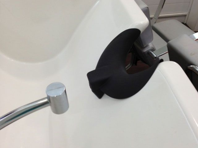 Head Bed Fits On Deep Sinks