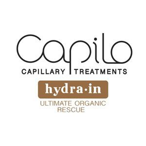 Collection of Capilo Hydra.In  Shampoo and Treatments Products