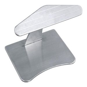 Aluminum salon footrest