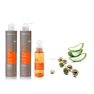 Collection of Sun Products with Macadamia Fruit