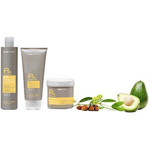 Collection of Ultra Repair Products with Avocado Fruit